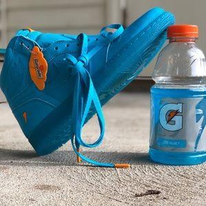 61ab1b8ce88c70 BRAND NEW Nike Air Jordan 1 Blue Lagoon (Gatorade)
